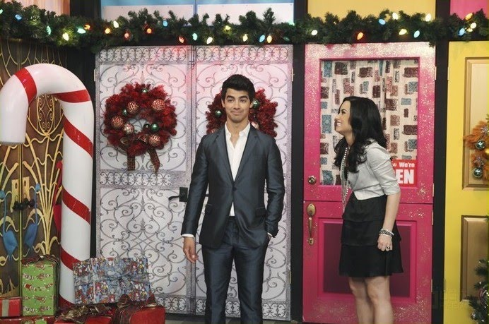the glory days when jemi ruled disney joe jonas guest stars in this special christmas episode of sonny with a chance
